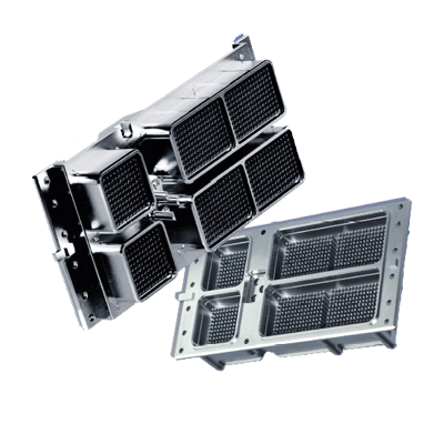 Sunkey ARinc 600 Rack&Panel Rectangular Connector